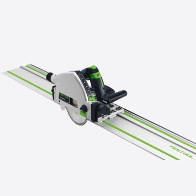 festool rebq ts 55 saw with guide rail