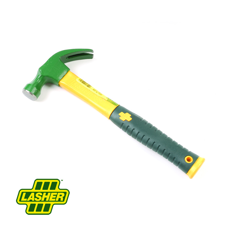 Lasher Claw Hammer 500g (Suregrip Handle)